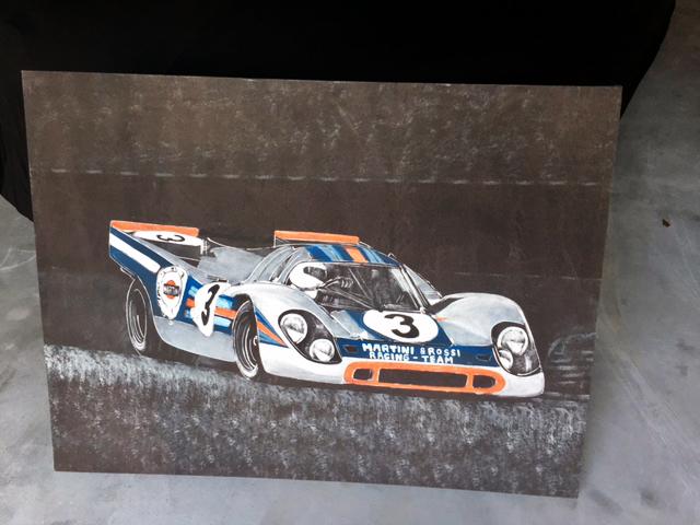 Porsche 917K Martini u Rossi
