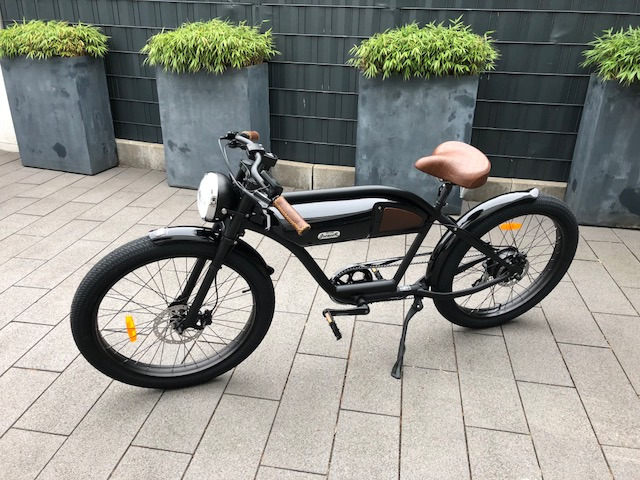 Greaser Electric Vintage Longbike_1